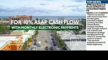 National Realty Investment Advisors, LLC TV Spot, 'Steady Cash Flow Plus Safety' - Thumbnail 2