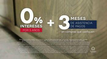 Ashley HomeStore Venta de Memorial Day TV Spot, '25 por ciento de descuento' [Spanish] - Thumbnail 4