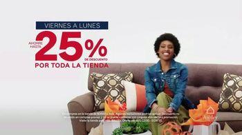 Ashley HomeStore Venta de Memorial Day TV Spot, '25 por ciento de descuento' [Spanish] - Thumbnail 5