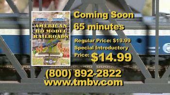 TM Books & Video TV Spot, 'American HO Model Railroads' - Thumbnail 10