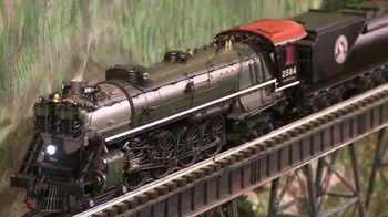TM Books & Video TV Spot, 'American HO Model Railroads'