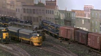 TM Books & Video TV Spot, 'American HO Model Railroads' - Thumbnail 4
