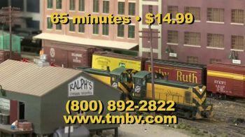 TM Books & Video TV Spot, 'American HO Model Railroads' - Thumbnail 9