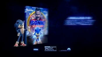 Sonic The Hedgehog Home Entertainment TV Spot - Thumbnail 10