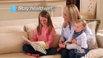 Safe & Healthy TV Spot, 'Disinfecting UV Light' - Thumbnail 4