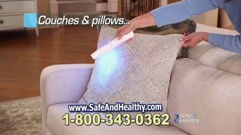 Safe & Healthy TV Spot, 'Disinfecting UV Light' - Thumbnail 7