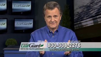 LeafGuard of Seattle $99 Install Sale TV Spot, 'Disastrous Damage' - 56 commercial airings