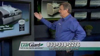 LeafGuard of Seattle $99 Install Sale TV Spot, 'Disastrous Damage' - Thumbnail 6