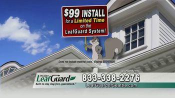 LeafGuard of Seattle $99 Install Sale TV Spot, 'Disastrous Damage' - Thumbnail 8