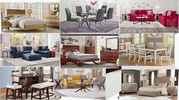 Rooms to Go Memorial Day Sale TV Spot, 'Complete Queen Upholstered Beds' - Thumbnail 4