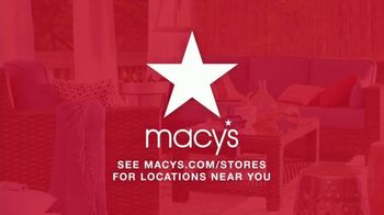 Macy's Memorial Day Sale TV Spot, 'Fresh Summer Styles: 25-50%: Kids and Baby, BOGO Bras' - Thumbnail 6
