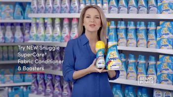 Snuggle SuperCare TV Spot, 'Brand Power: Newer for Longer' - Thumbnail 9