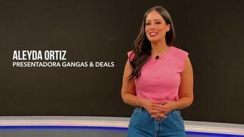 Gangas & Deals TV Spot, 'No se lo puede perder' con Aleyda Ortiz [Spanish]