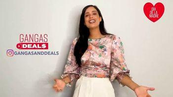 Gangas & Deals TV Spot, 'Día de la madre' con Aleyda Ortiz [Spanish]