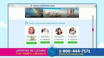 Costamar Travel TV Spot, 'Ofertas de locura' [Spanish] - Thumbnail 8
