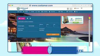 Costamar Travel TV Spot, 'Ofertas de locura' [Spanish] - Thumbnail 3