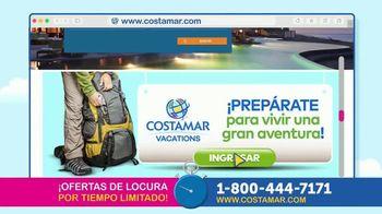 Costamar Travel TV Spot, 'Ofertas de locura' [Spanish] - Thumbnail 4