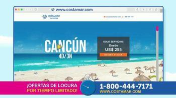 Costamar Travel TV Spot, 'Ofertas de locura' [Spanish] - Thumbnail 6