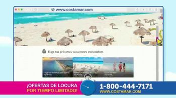 Costamar Travel TV Spot, 'Ofertas de locura' [Spanish] - Thumbnail 7