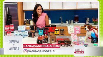 Gangas & Deals TV Spot, 'Alfa Vitamin y Perfect Keto' con Aleyda Ortiz [Spanish]