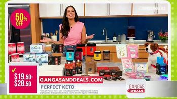 Gangas & Deals TV Spot, 'Alfa Vitamin y Perfect Keto' con Aleyda Ortiz [Spanish] - Thumbnail 4