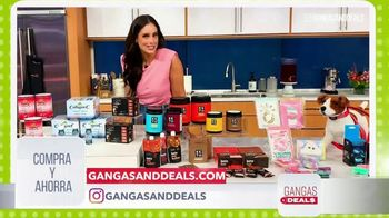 Gangas & Deals TV Spot, 'Alfa Vitamin y Perfect Keto' con Aleyda Ortiz [Spanish]