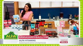 Gangas & Deals TV Spot, 'Alfa Vitamin y Perfect Keto' con Aleyda Ortiz [Spanish] - Thumbnail 2