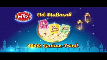 MTR Badam Drink TV Spot, 'Sweet Treat'
