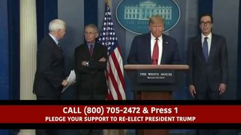 Committee to Defend the President TV Spot, 'Pledge' Featuring Lt. Col. Allen West - Thumbnail 1