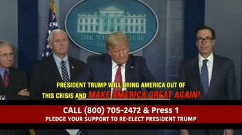 Committee to Defend the President TV Spot, 'Pledge' Featuring Lt. Col. Allen West - Thumbnail 2