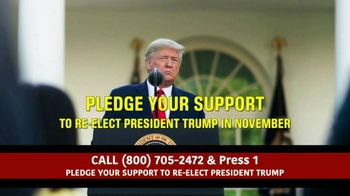 Committee to Defend the President TV Spot, 'Pledge' Featuring Lt. Col. Allen West - Thumbnail 4