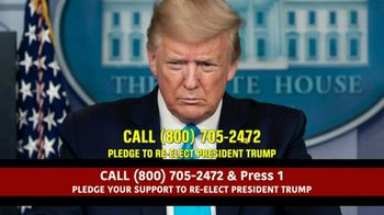 Committee to Defend the President TV Spot, 'Pledge' Featuring Lt. Col. Allen West - Thumbnail 7