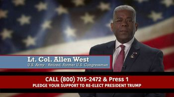 Committee to Defend the President TV Spot, 'Pledge' Featuring Lt. Col. Allen West - 1 commercial airings