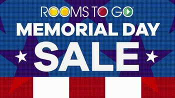 Rooms to Go Memorial Day Sale TV Spot, 'Buy Mattress Set, Switch to Adjustable Base' - Thumbnail 2