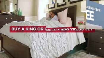 Rooms to Go Memorial Day Sale TV Spot, 'Buy Mattress Set, Switch to Adjustable Base' - Thumbnail 4