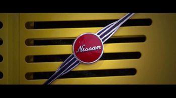 Nissan TV Spot, '80 años de innovación: seguir adelante' canción de Airplanes [Spanish] [T1] - Thumbnail 1