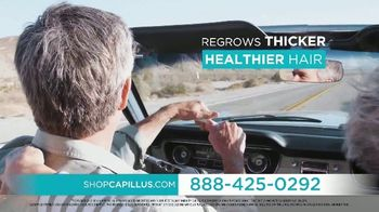 Capillus Memorial Day Sale TV Spot, \'Treat Hair Loss at Home\'