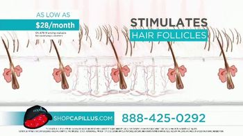 Capillus Memorial Day Sale TV Spot, 'Treat Hair Loss at Home' - Thumbnail 3