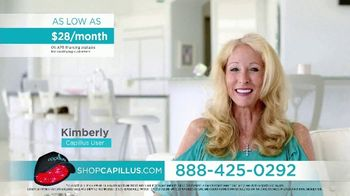 Capillus Memorial Day Sale TV Spot, 'Treat Hair Loss at Home' - Thumbnail 4