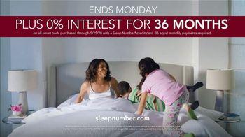 Sleep Number Memorial Day Sale TV Spot, 'Adjustable Settings: Zero Percent Interest' - Thumbnail 10