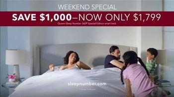 Sleep Number Memorial Day Sale TV Spot, 'Adjustable Settings: Zero Percent Interest' - Thumbnail 9