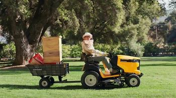 Cub Cadet XT Enduro Series TV Spot, 'Review: Beekeeper: $100 Off'