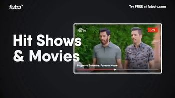 fuboTV TV Spot, 'Get fuboTV for Half the Cost of Cable: News & Sports'