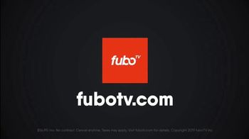 fuboTV TV Spot, 'Get fuboTV for Half the Cost of Cable: News & Sports' - Thumbnail 9