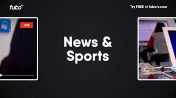 fuboTV TV Spot, 'Get fuboTV for Half the Cost of Cable: News & Sports' - Thumbnail 5