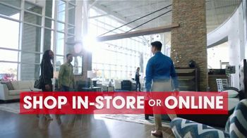 Rooms to Go Memorial Day Sale TV Spot, 'Shop with Ease' - Thumbnail 7