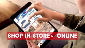 Rooms to Go Memorial Day Sale TV Spot, 'Shop with Ease' - Thumbnail 8