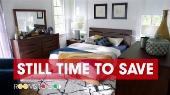 Rooms to Go Memorial Day Sale TV Spot, 'Shop with Ease' - Thumbnail 9