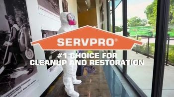 SERVPRO TV Spot, 'Getting Back to Business' - Thumbnail 5