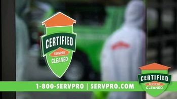 SERVPRO TV Spot, 'Getting Back to Business' - Thumbnail 9